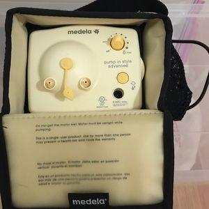 Medela pump in style advance
